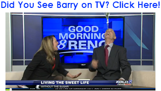 Barry On TV